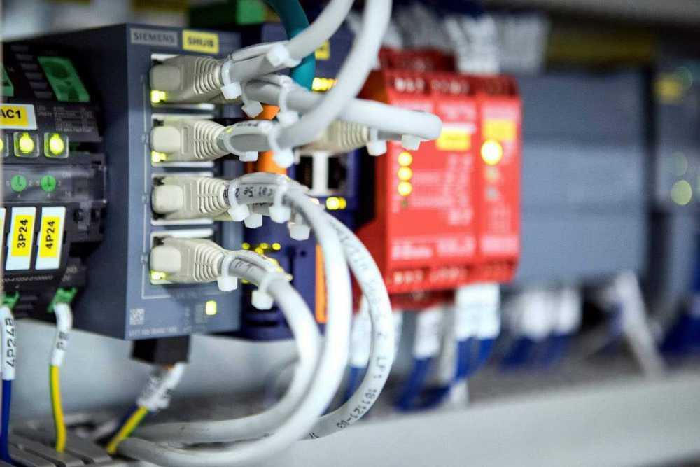 Siemens-Steuerung