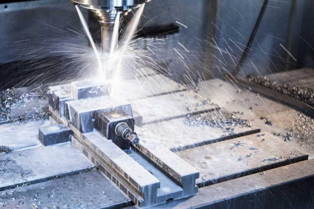 CNC milling,